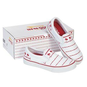 Other - IN-N-Out Burger Drink Cup Shoes